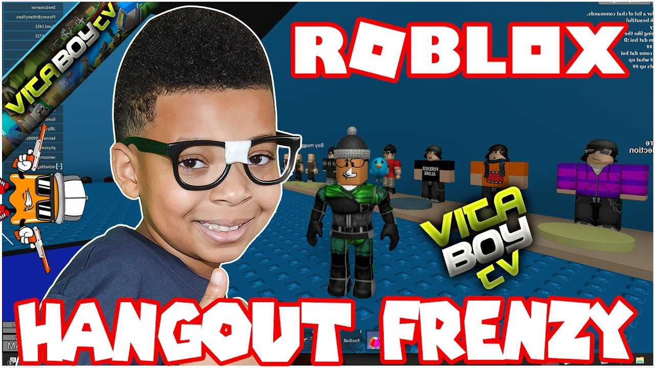 roblox boys and girls hangout frenzy vitaboytv youtube. Black Bedroom Furniture Sets. Home Design Ideas