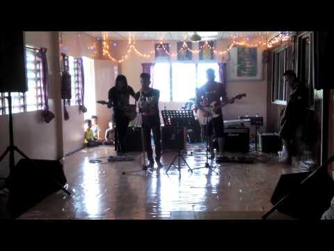 Soundcheck Gemala Band Beri Pemutus Ati Nuan