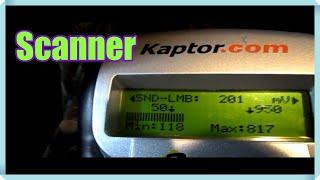Uso do Scanner Automotivo - Kaptor -  Exemplo em um Fiesta 2011 Flex