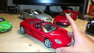 Part 1 Tips on starting a diecast car collection