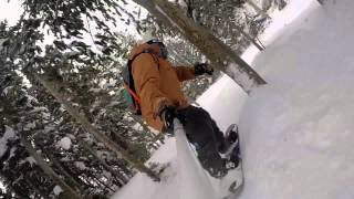 early winter snowboarding in abasin, keystone and breck 2014