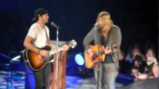 Repeat youtube video Luke Bryan & Chris Stapleton