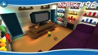REALISTIC LAUNCH ROLLER COASTER! -ROBLOX #96