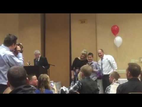 Brody Petrie Delta Speedway Rookie Of The Year