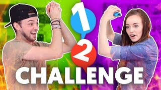The Ultimate MINI-GAME CHALLENGE! 🎮 - WHO WILL WIN? (Nintendo Switch 1-2)