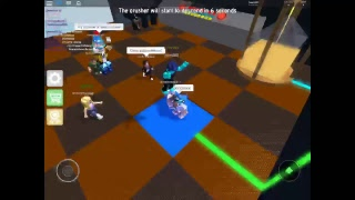 Roblox gameplay for fun Yay that's fun yes it is