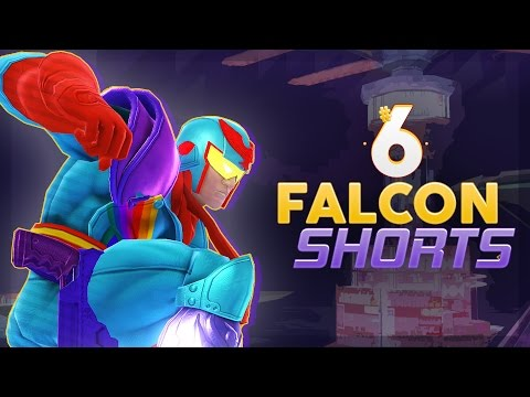 NRG Nairo's Falcon Shorts #6