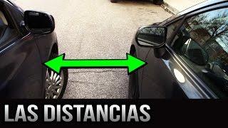 Estacionamiento en paralelo - Las distancias