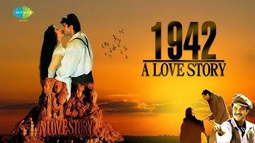 Rim Jhim Rim Jhim - Hindi Movie Song - Kavita Krishnamurthy & Kumar Sanu - 1942: A Love Story [1994]