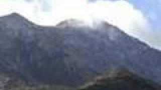 Huachuca Mountains in Sierra Vista