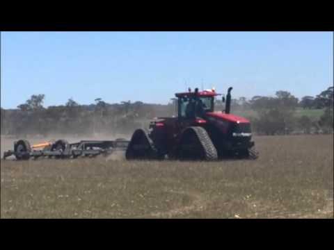 Paxton Plow Demo SR7-450