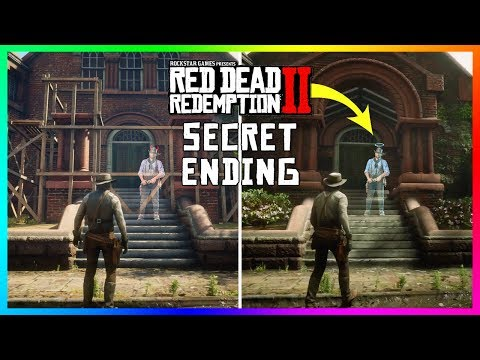 If You Do This In Red Dead Redemption 2...Arthur Morgan Will Be Remembered Forever! (SECRET Ending)