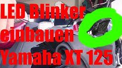 Yamaha Xt 125 R Blinker
