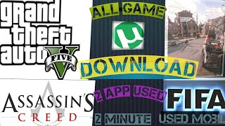 How to Download this PC game in mobile phone use  Torrent 100 percent working download this games