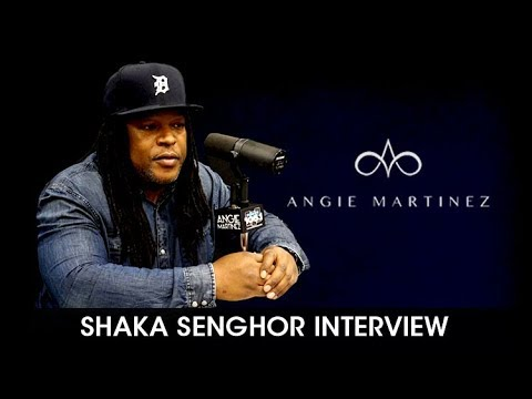 Shaka Senghor Talks New Own Show, Oprah Wanting A Interview + Writing A Letter To Kalief Browder