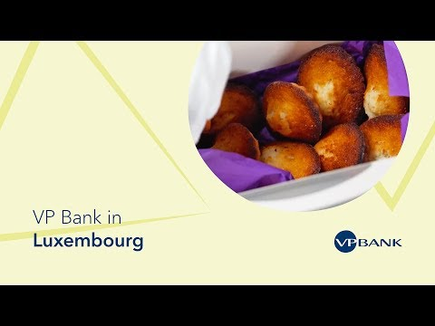 À la carte - VP Bank in Luxembourg