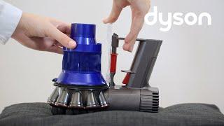 Aspirateurs sans fil Dyson V6 ─ Remplacement du corps principal