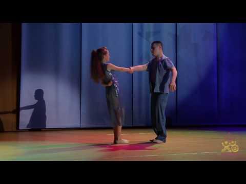 Внеорбитные - Лотос, Ташкент, Узбекистан   2016 Международный фестиваль Inclusive Dance
