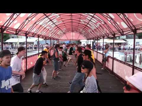 Yalta Summer Jam 2011, Rock Dance Contest