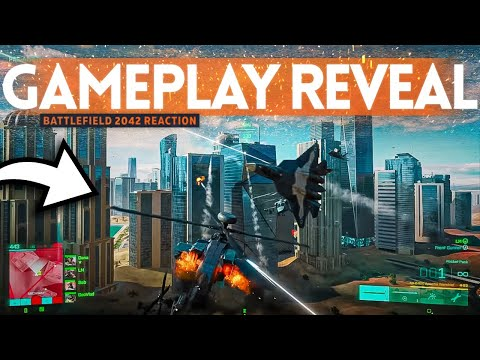 Battlefield 2042 Multiplayer Gameplay Reveal!