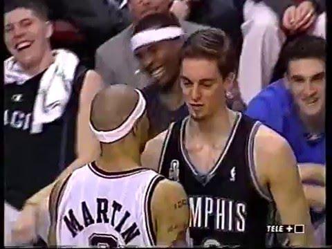NBA Rookie Challenge 2002 (2T) Tranquillo Buffa