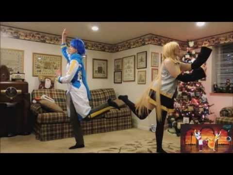 Katti Kalandal   Kaito and Akita Neru   Just Dance