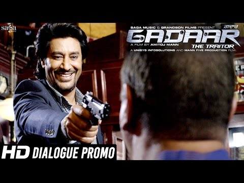 Sabb De Piche Hai Mout - Dialogue Promo - Gadaar - The Traitor - New Punjabi Movies 2015