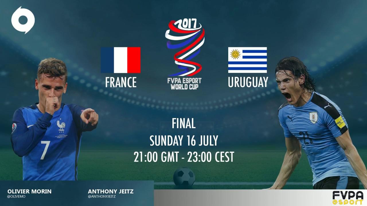 pc    fifa17 - fvpa esport world cup - final
