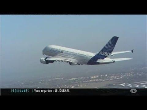 Aviation: Les sous-traitants d'Airbus inquiets pour l'avenir