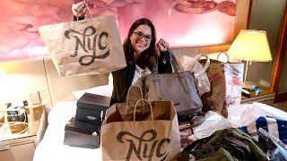 COMPRINHAS EM NY | Vale a pena comprar roupas, sapatos, suplementos e bolsas em Nova York? Parte 2