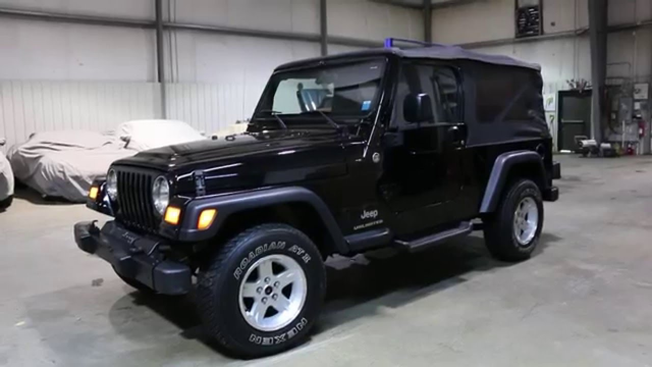 review of rare 2006 jeep wrangler unlimited lj lwb auto. Black Bedroom Furniture Sets. Home Design Ideas