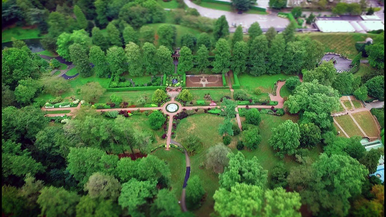 Drone   Longwood Gardens 2016