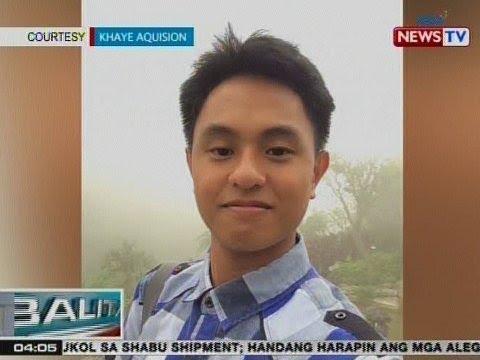 BP: Isang binatilyong nawala sa Baguio City, bangkay na nang matagpuan