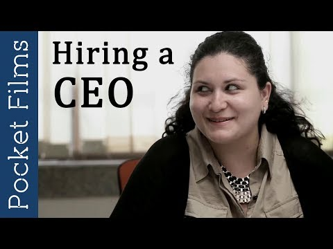 Hiring a CEO – Social Awareness ShortFilm Raise Your Voice