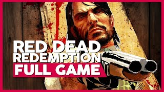 Red Dead Redemption 1 | Full Gameplay/Playthrough | PS3 | No Commentary