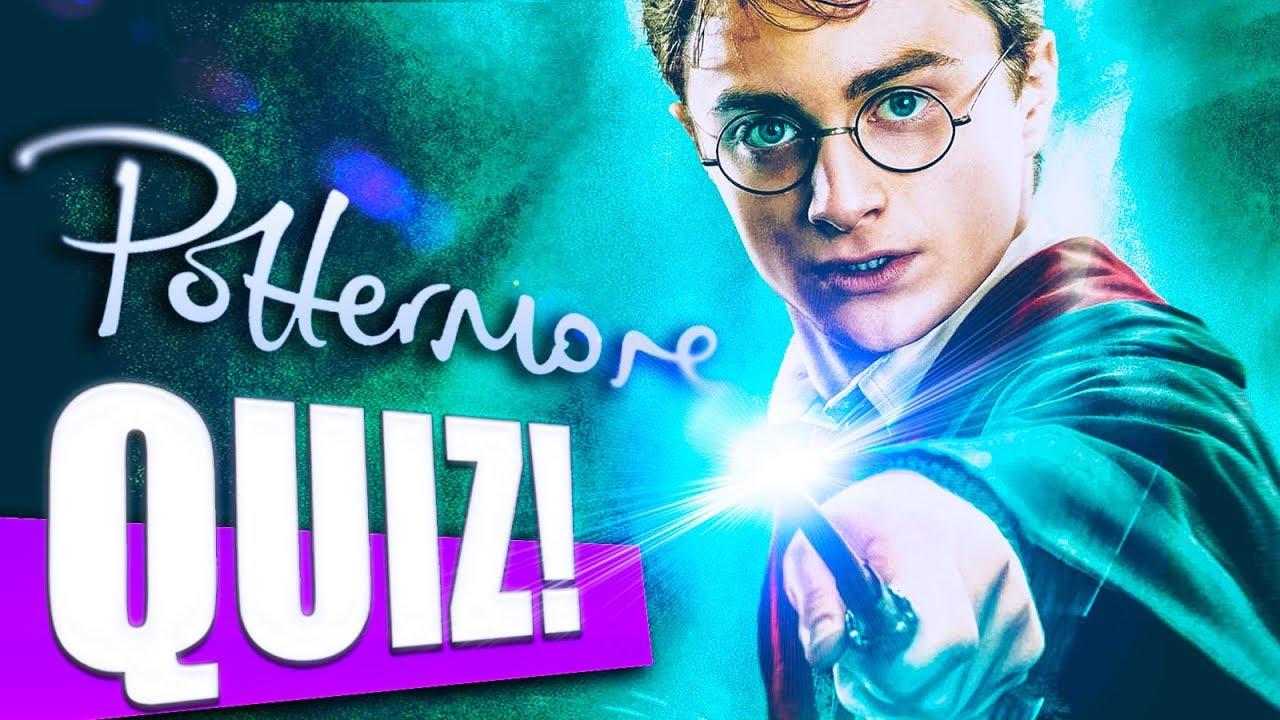 Pottermore Test