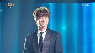 Hwang Chi Yeul - A Daily Song, 황치열- 매일 듣는 노래 @2017 MBC Music Festival