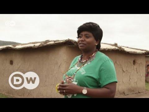 Traditional but high-tech: Green homes in Kenya | DW English [2017]