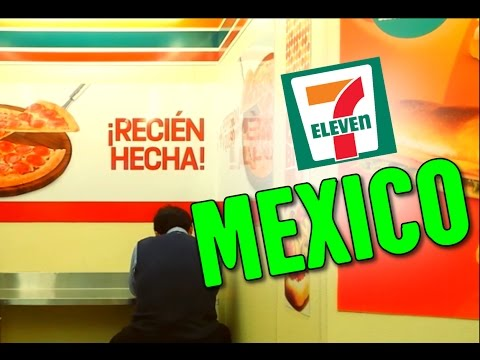 How is 7-11 in Mexico? | PLUS 5 Products I LIKE