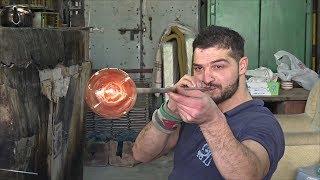 Палестинская фабрика 150 лет делает новогодние игрушки (новости)
