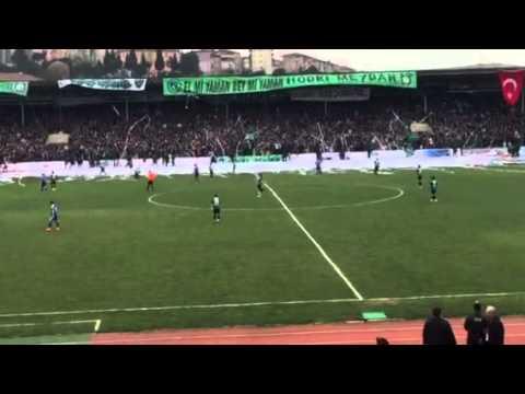 Kocaelispor 1-0 büyükçekmece   Ozkan Tuncay