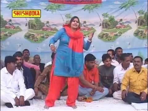 HARYANVI RAGNI---Miyan Ranjhe Pali Rahu Teri Gharwali ----(SUNITA PANCHAL)