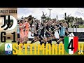 JUVENTUS WOMEN - Florentia 6-1   A VALANGA SUL FLORENTIA!!! WOMEN, È LA SETTIMANA TRICOLORE!!!