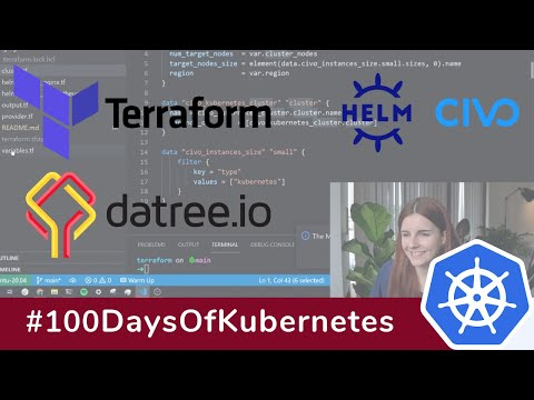 Full Tutorial: Deploying Helm Charts in Kubernetes with Terraform