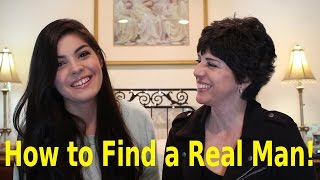 PIGS, PUPS, and HOW TO FIND A REAL MAN! Dating Advice