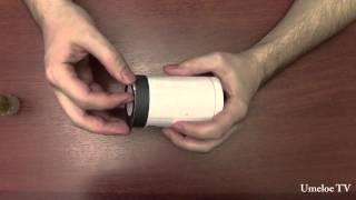 Камера из бумаги