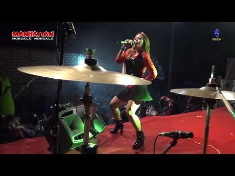 Hak e hak e   Chaca Strawberry om MANHATTAN Terbaru 2018 live Mantingan