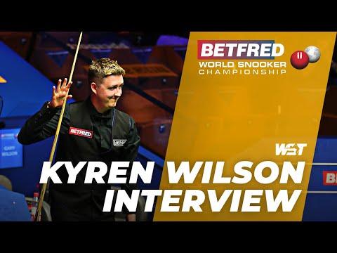 Kyren WILSON Steals Robertson's Thunder | 2021  World Championship [QF]