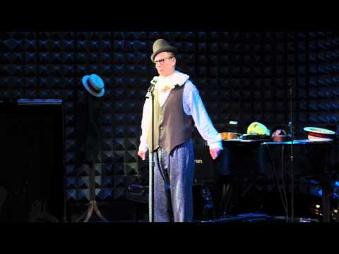 Bill Irwin  45 Second King Lear  Joe's Pub 11.17.11