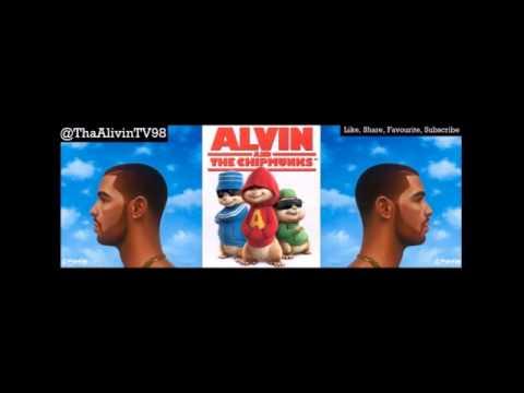 Worst Behaviour @Drake #Nothingwasthesame Alivin' & The Chipmunks